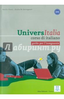 UniversItalia : corso di italiano: guida per l'insegnante