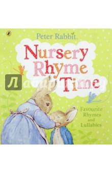 Peter Rabbit. Nurser Rhyme Time - Beatrix Potter
