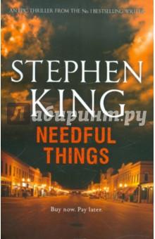 Needfull Things - Stephen King