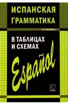 Испанская грамматика в таблицах и схемах - Елизавета Куцубина