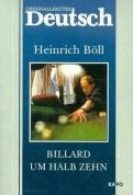 Heinrich Boll: Billard um halb Zehn
