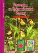 Юлия Дунаева: Растения из Красной книги России