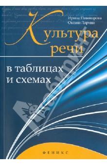 Культура речи в таблицах и схемах - Пивоварова, Ларина