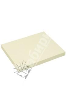 Купить Клейкая бумага для заметок. 76х101 мм. Цвет: желтый (PF-76101-02) ISBN: 4606998094135