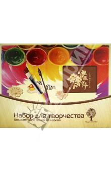 Купить Набор для творчества. Декоративное панно из дерева Райские птицы (LTH-H004-S) ISBN: 6937890511597