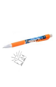 Купить Карандаш механический в пластиковом корпусе с ластиком. 0,5 мм. (831B/NS)