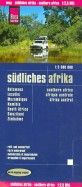 Sudliches Afrika. 1:2 500 000