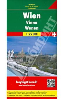 Vienna. 1:25 000