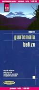 Guatemala. Belize 1:500 000