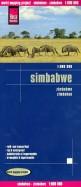 Zimbabwe 1:800 000