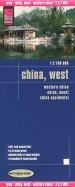 China, West 1:2 700 000