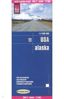 USA. Alaska. 1:2 000 000