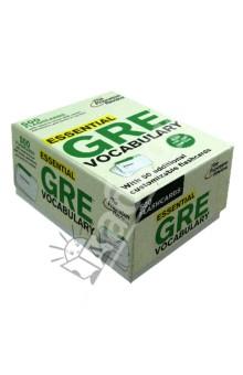 Essential GRE Vocabulary. 500 flashcards
