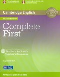 Guy Brook-Hart: Complete First. Teacher's Book with Teacher's Resources (+CD)