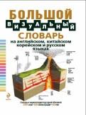 Большой визуальный словарь на английском, китайском, корейском и русском языках