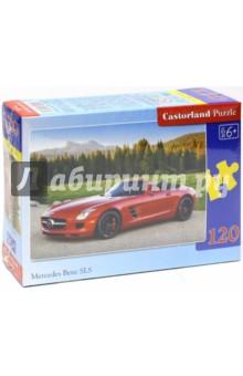 Купить Puzzle-120 MIDI Автомобиль (В-13081) ISBN: 5904438013081