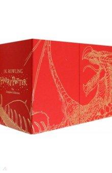 Harry Potter Boxed Set. Complete Collection. Комплект из 7-ми книг