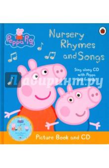 Nursery Rhymes & Songs (+CD)