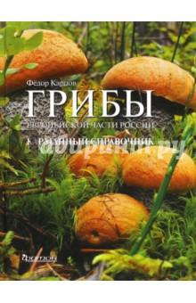 Грибы Европейской части России - Федор Карпов