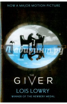 Giver (film tie-in) - Lois Lowry