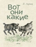 Владимир Лифшиц - Вот они какие обложка книги