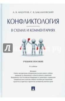 Конфликтология в схемах и комментариях фото 260