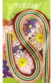 Купить Набор цветных бумажных полосок для квиллинга, 120 штук (TZ 12851) ISBN: 4690219123162