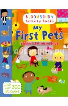 Купить My First Pets Sticker Activity Book ISBN: 978-1-4088-5522-5