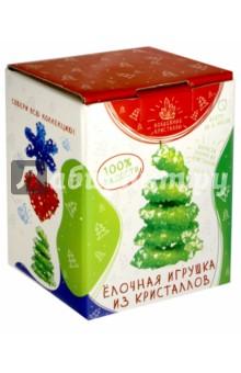 """Елочное украшение из кристаллов """"Елочка"""" (CD-150-n)"""