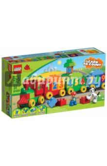 Конструктор LEGO Дупло Считай и играй (10558)  - купить со скидкой