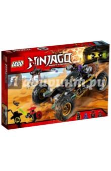 Конструктор Ninjago. Горный внедорожник (70589) ISBN: 5702015643412  - купить со скидкой