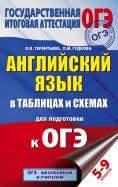 Терентьева, Гудкова: Английский язык в таблицах и схемах для подготовки к ОГЭ. 59 классы