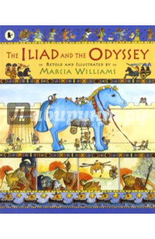 a comparison between iliad and odyssey