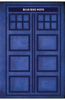 Blue Box Note. Космический блокнот