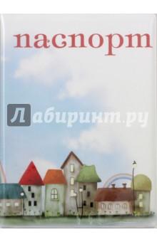 Купить Обложка для паспорта Дома (038001обл004) ISBN: 4650058786225
