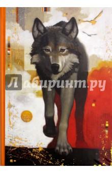 Купить Дизайнерская записная книжка Wildlife (144 листа, линейка, A6) (140282RS) ISBN: 4690661022594