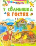 У солнышка в гостях обложка книги
