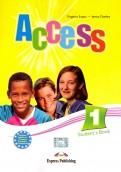 Evans, Dooley: Access 1. Student's Book. Beginner. Учебник