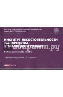 Институт несостоятельности (банкротства) в таблицах и схемах - Алешина, Карелина, Сопко