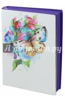 Купить Ежедневник недатированный Бабочка (160 листов, А6+) (45339) ISBN: 4606008375728