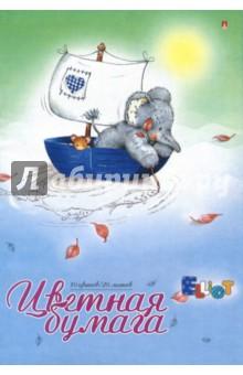 Купить Бумага цветная Лицензия (20 листов, 10 цветов, А4, в ассортименте) (11-420-173 Д) ISBN: 4606016184831