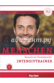 Menschen. A2. Intensivtrainer (+CD) - Batra, Ransberger