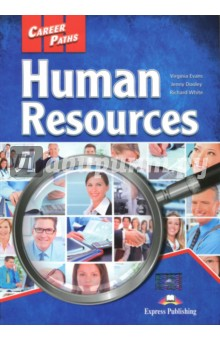Career Paths: Human Resources Student's Book with Cross-Platform Application - Evans, Dooley, White