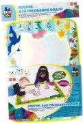 """Коврик - водная многоразовая раскраска """"Подводный мир"""" (ВВ2378) обложка книги"""