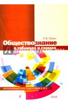 Обществознание в таблицах и схемах - Роман Пазин