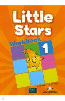 Little Stars 1. Workbook (international). Рабочая тетрадь - Evans, Dooley
