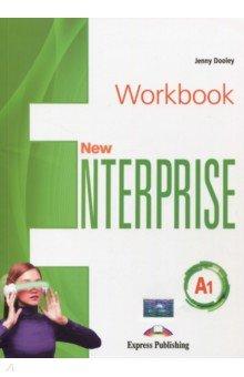 New Enterprise A1. Workbook with digibook app - Jenny Dooley