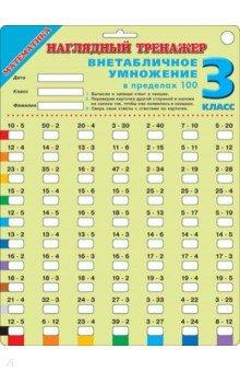 Математика. 3 класс. Внетабличное умножение
