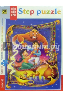 Step Puzzle-560 78048 Алладин