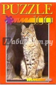 Пазл-100. П0100023,33,34,35 Животный мир
